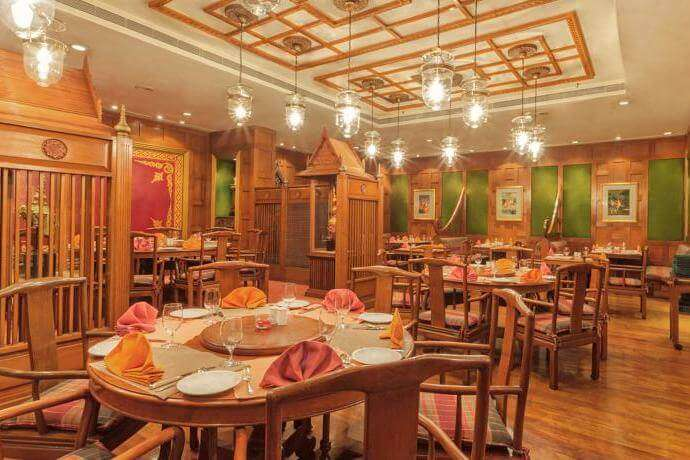 exotic ambiance of baan thai