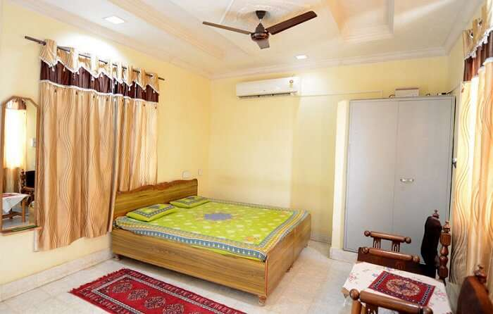 room in balaji resort