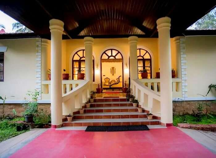 Calamondinn Bungalow in coorg
