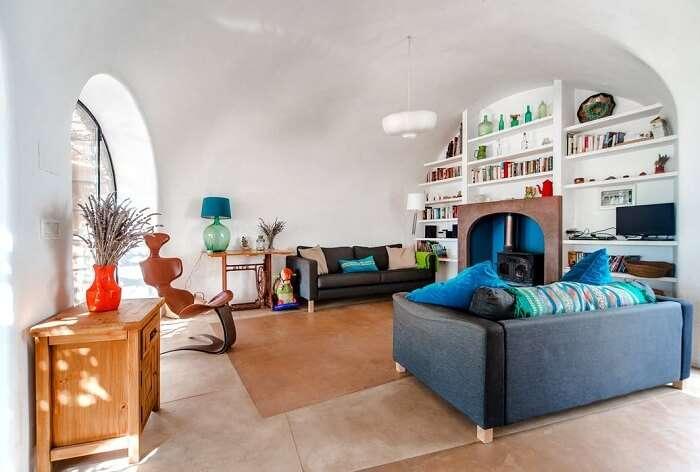 Casa Cova Blanca in Spain