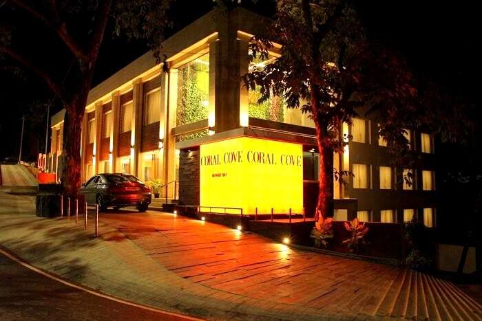 Coral Cove Hotel in Port Blair