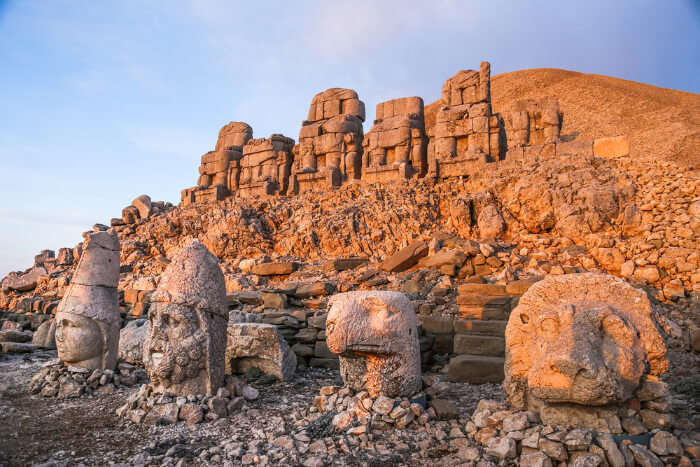 Amazing Mount Nemrut