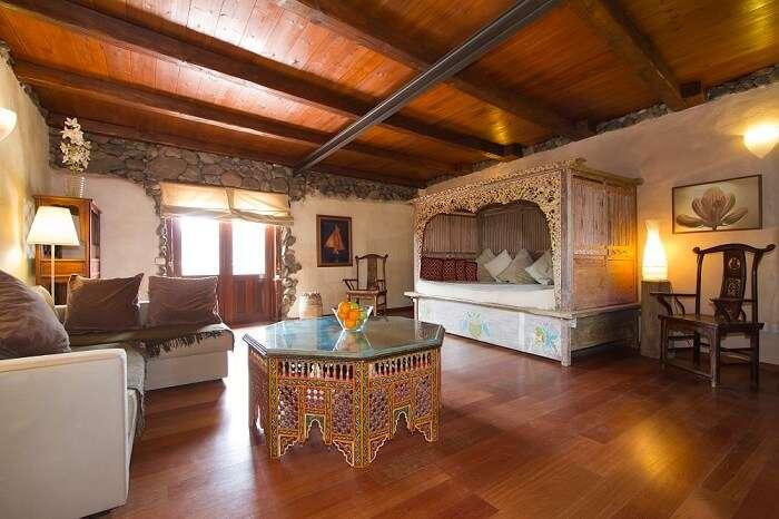 Finca de Arrieta Villa in Spain