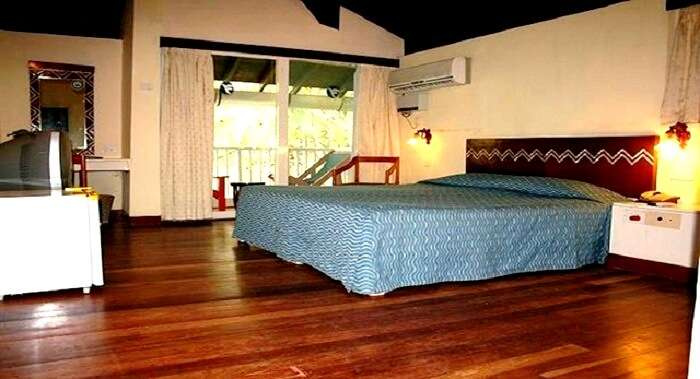fortune resort room