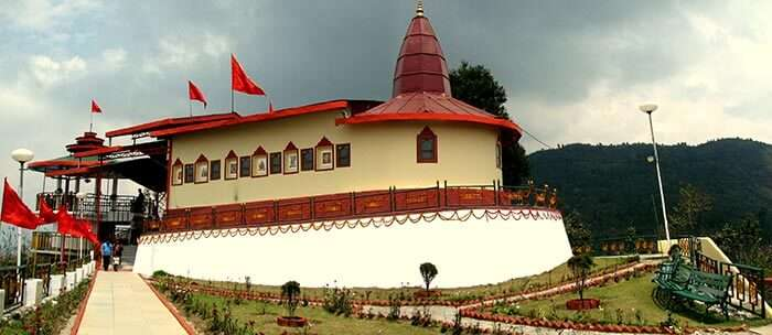Hanuman Tonk is among the most serene places to see in Gangtok