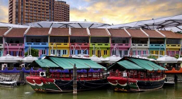 hotels near clarke quay