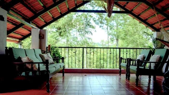 Kedakkal bed & breakfast coorg