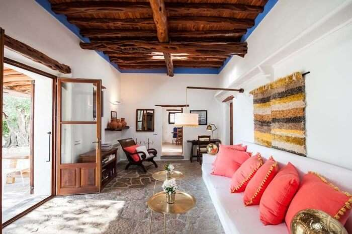 Ca' Nablaya villa stay