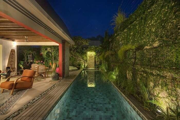 rumah 88 villa with private pool