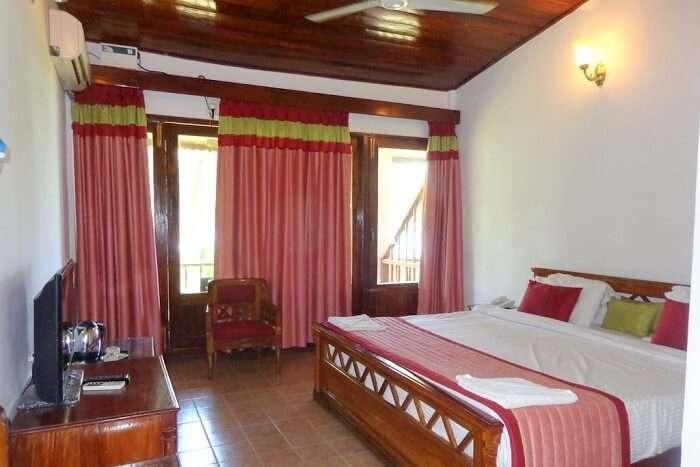 sea princess resort room