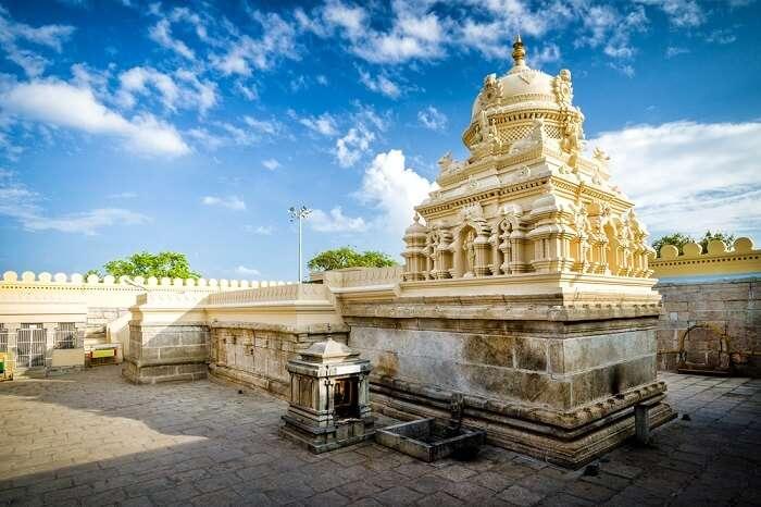 Mahabaleshwara temple in Mysore