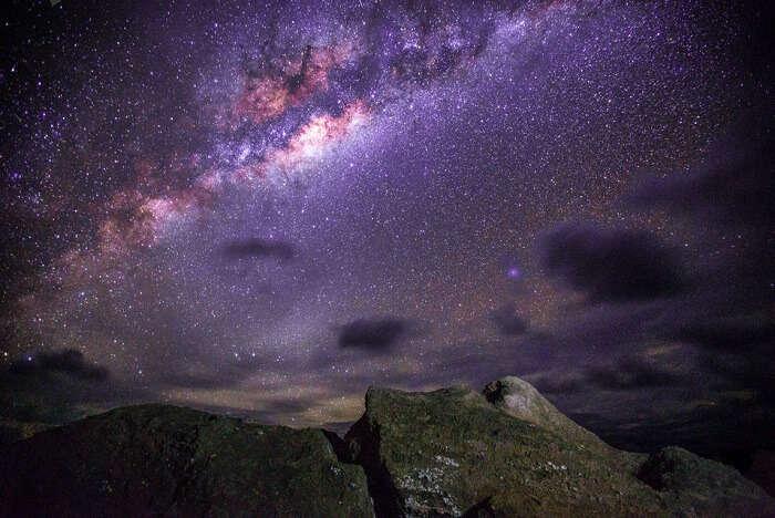 tirthan stargazing