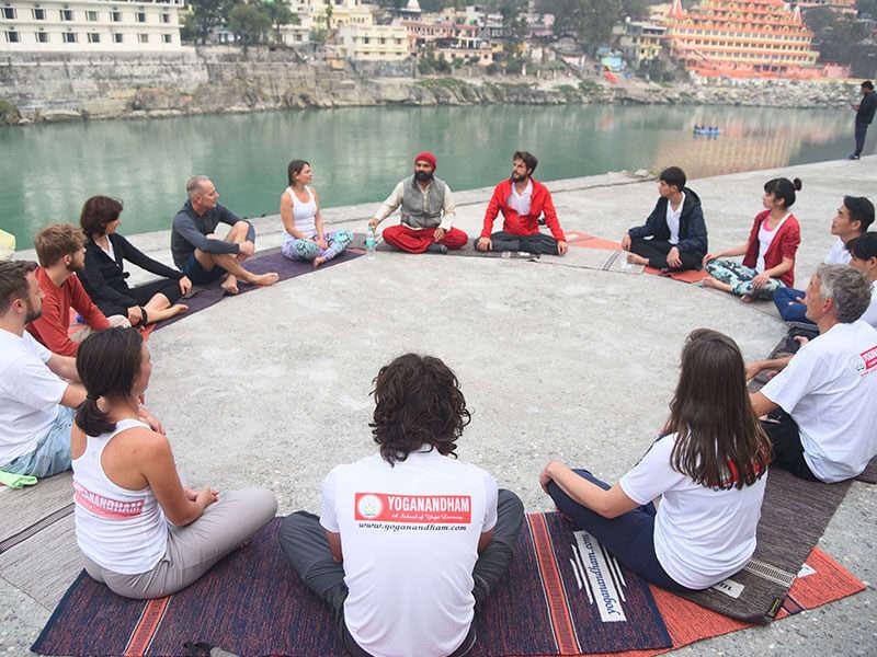 Yoganandham Yoga School