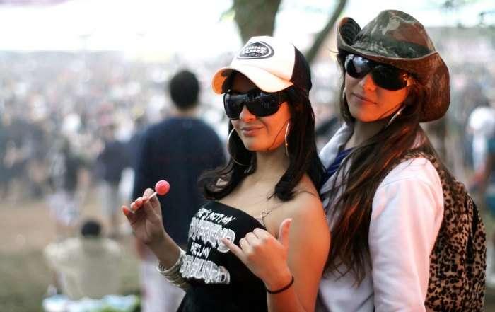 Girls Party in Goa