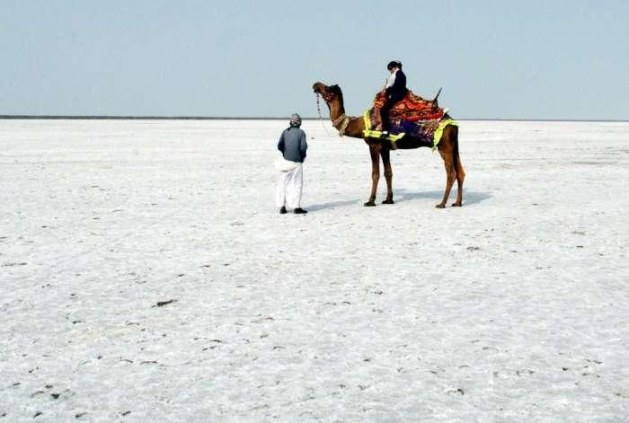 The White Desert-Rann of Kutch