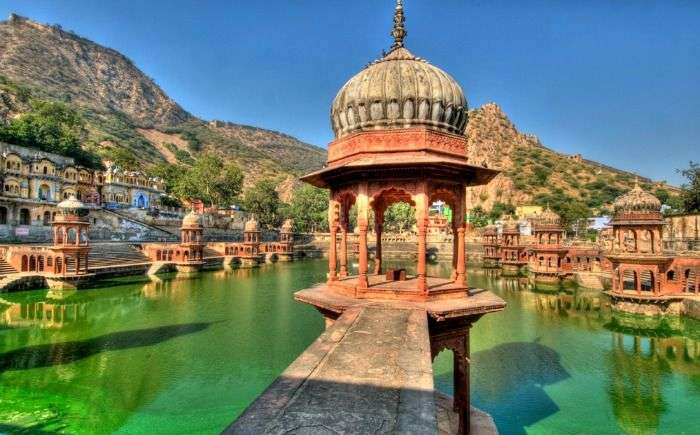Alwar City Palace - experience of architectural grandeur
