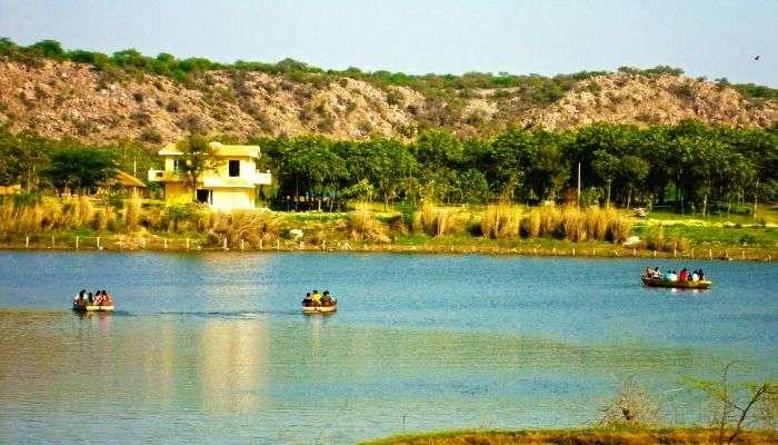 Road trip from Delhi to Damdama Lake