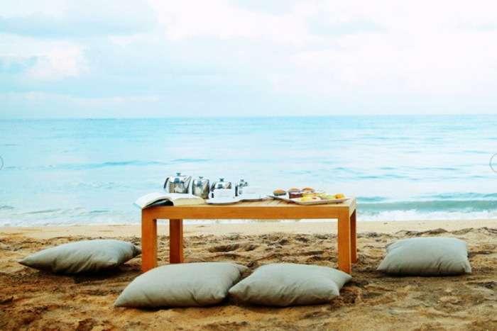 Induruwa Beach offers romantic serenity for honeymoon couples