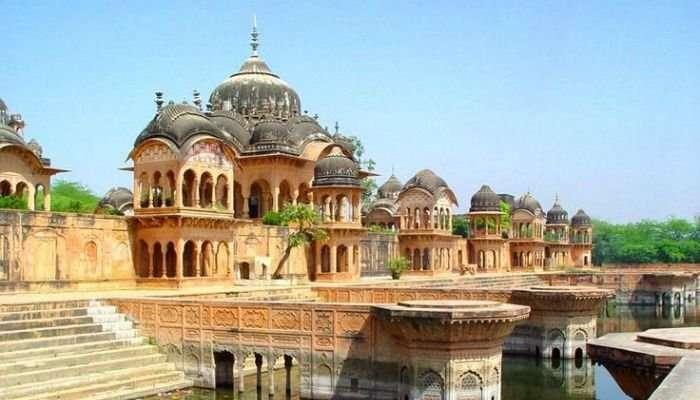 Plan a trip from Delhi to Mathura-Vrindavan