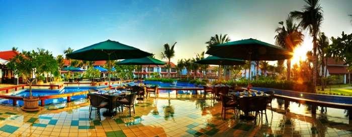 A comfortable stay at Marari Beach Resort in Alleppey Kerala