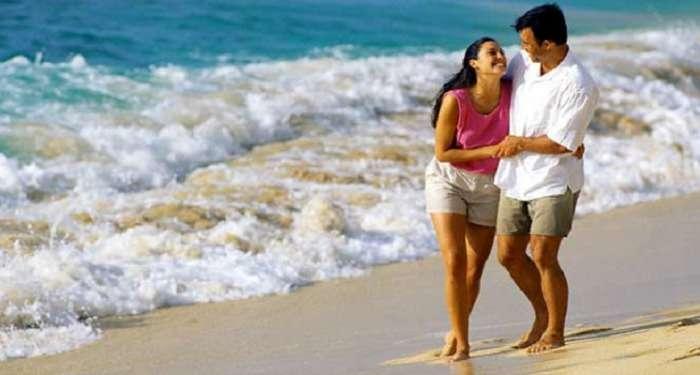 Walk across the pristine beaches of Sri Lanka
