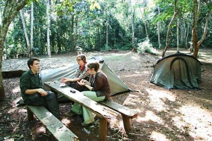 Enjoy adventurous overnight camping at Mabira forest