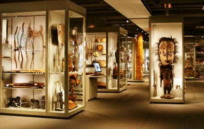 Take a tour to Samudrika Naval Marine Museum in Port Blair