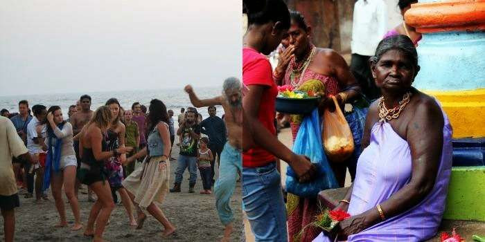 People and culture in Goa and Gokarna