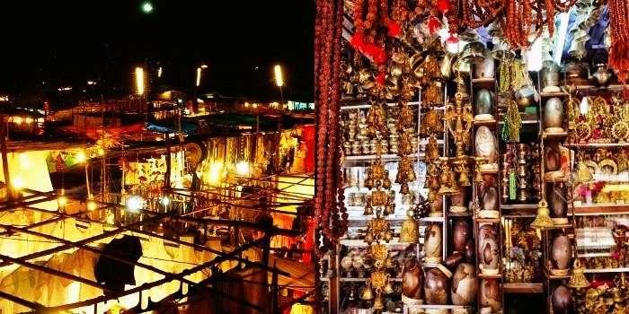 Market for Shopping in Goa and Gokarna
