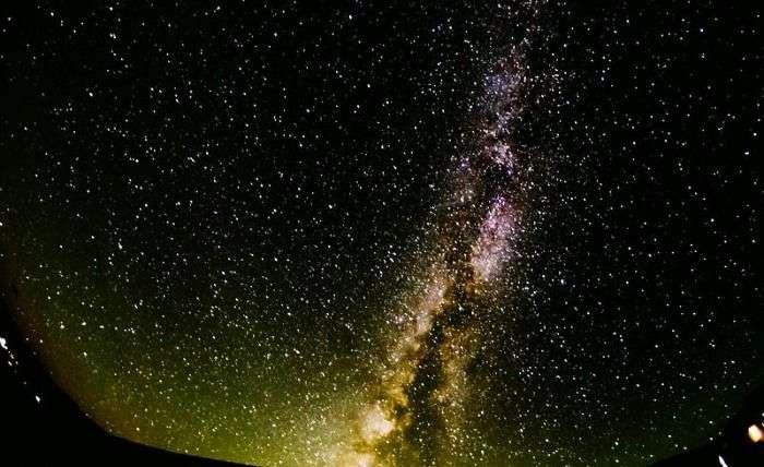 Star lit sky in Leh-Ladakh