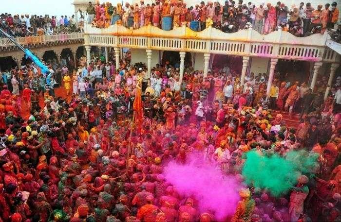 Vrindavan Holi Festival