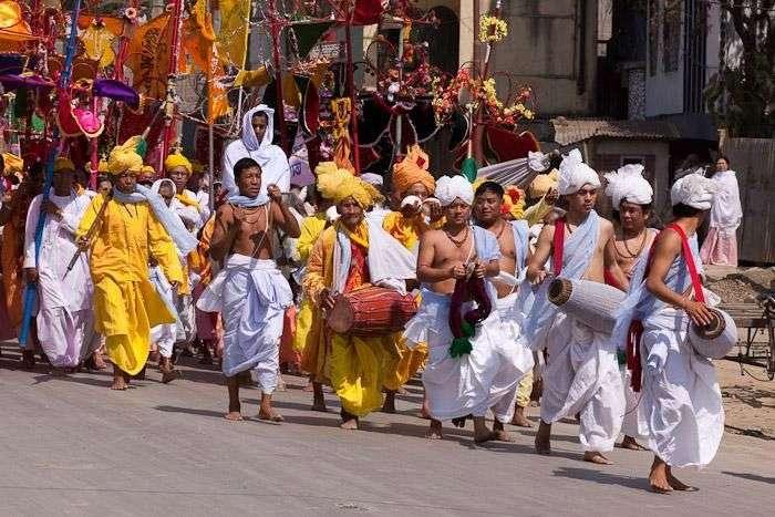 Yaoshang Festival of Manipur