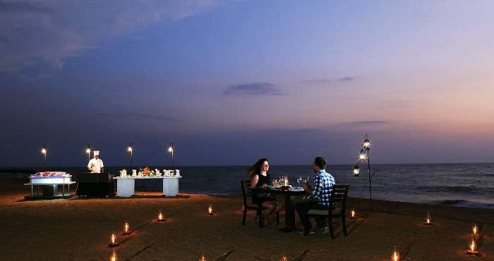 Place for honeymooners