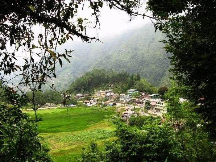 The green valleys of Uttarey