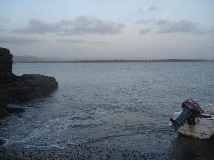 The pristine beaches of Alibaug