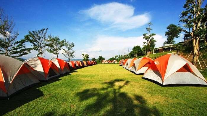 Camp Roxx near Kangojodi