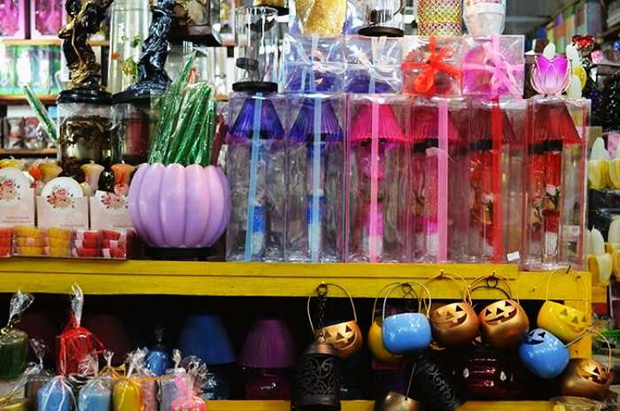 Collect Candles from Mall Road in Nainital