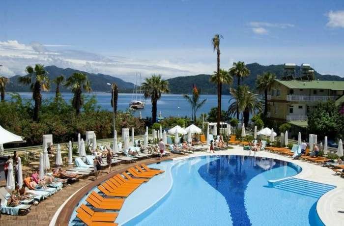 Casa De Maris Spa & Resort Hotel in Marmaris