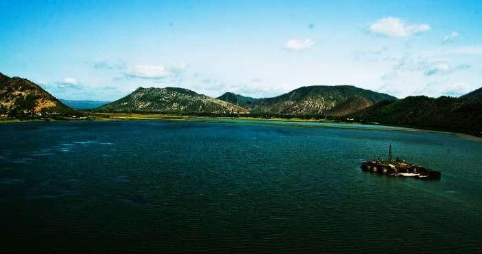 Lake Siliserh in Alwar
