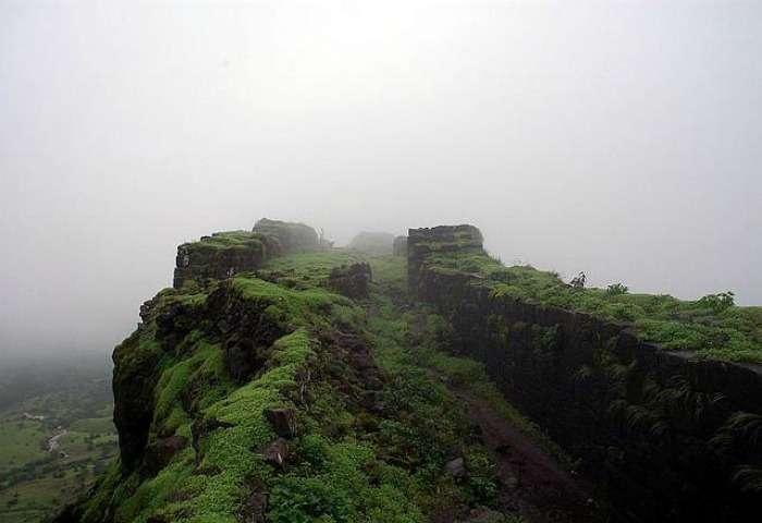 Lohagad is a popular trekking destination