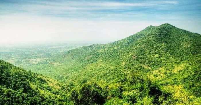 Sirumalai is a beautiful hill station in Tamil Nadu