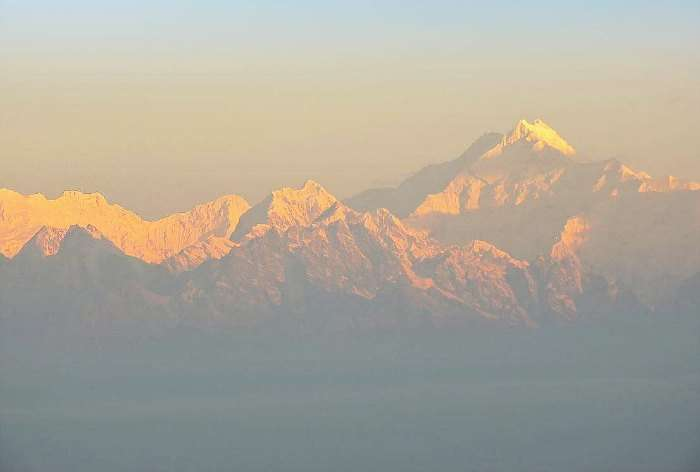 Of the many things to see in Nainital, viewing the sunrise from Tiffin Top is a must