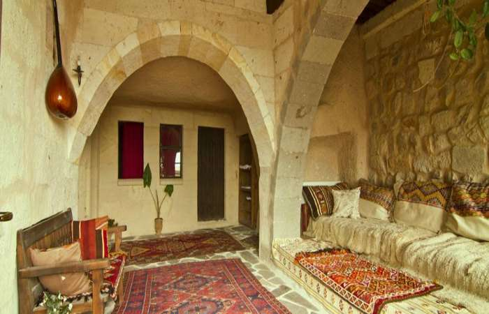 Takaev is amongst the many romantic resorts in Turkey