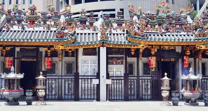 Yueh Hai Chang Temple