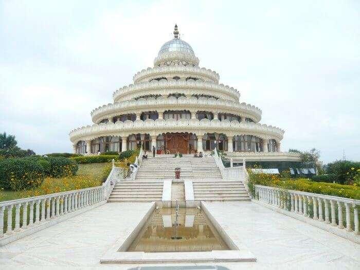The Art of Living Ashram in Bangalore