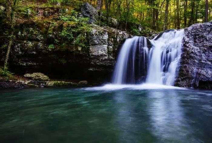 Catherine waterfalls in Coonoor