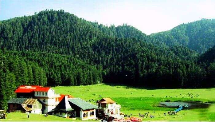 Dalhousie is ideal for de-stressing in the serene, tranquil troposphere