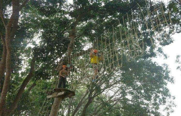 Indulging in eco-sports is one of the most adventurous things to do in Singapore