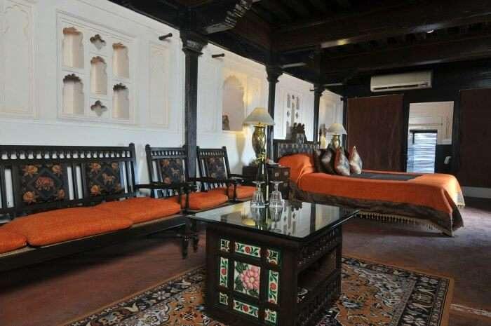 Fort Jadhavgarh is amongst the best historical resorts near Mumbai for a royal getaway