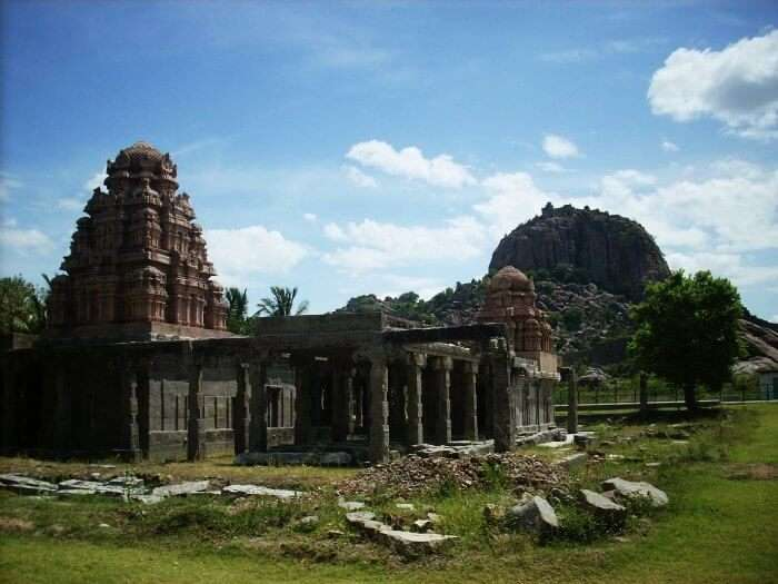 Gingee Fort is amongst the amazing offbeat tourist attractions in Pondicherry